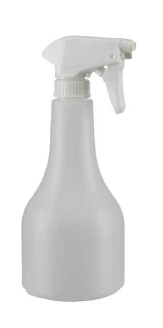 Üveg szórófejjel, 500 ml