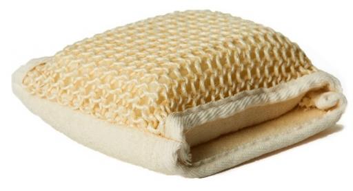 Umývací sisalový návlek