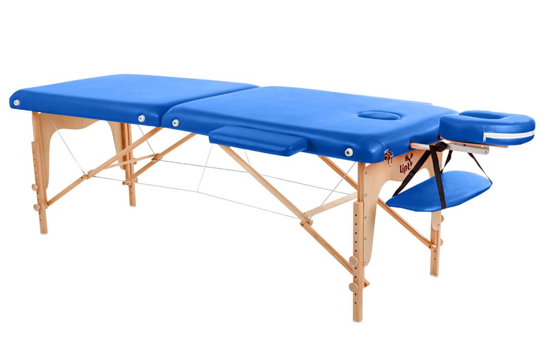 Masszázságy Lipt® D-05 Kék