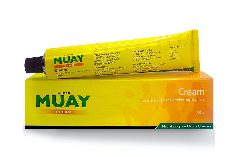 Namman Muay thai krém 100 g