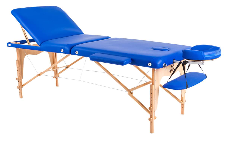 Masszázságy Lipt® D-05V Kék
