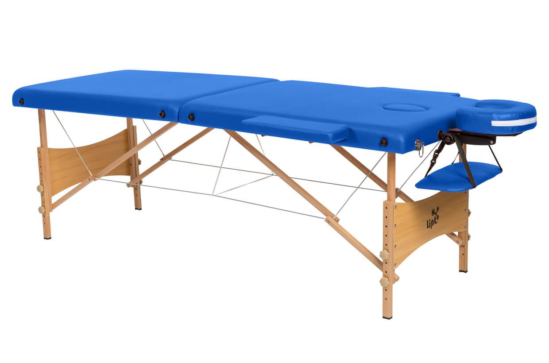 Masszázságy Lipt® DS-01 Kék