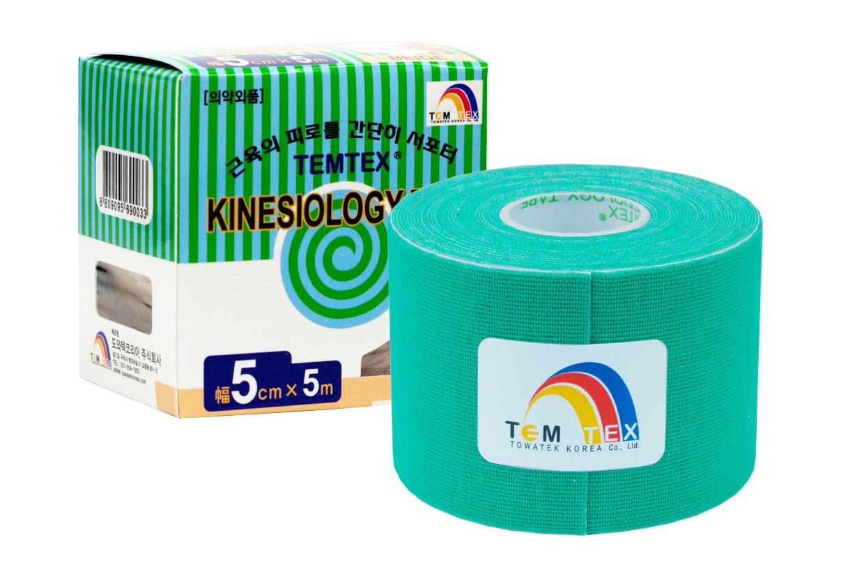 TEMTEX tape Classic 5 cm x 5 m  Zöld