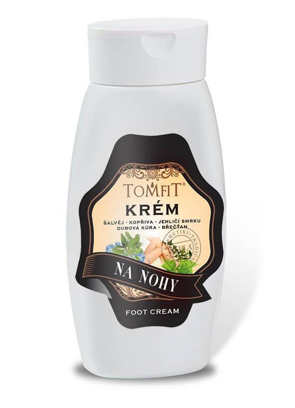TOMFIT Lábkrém – 250 ml