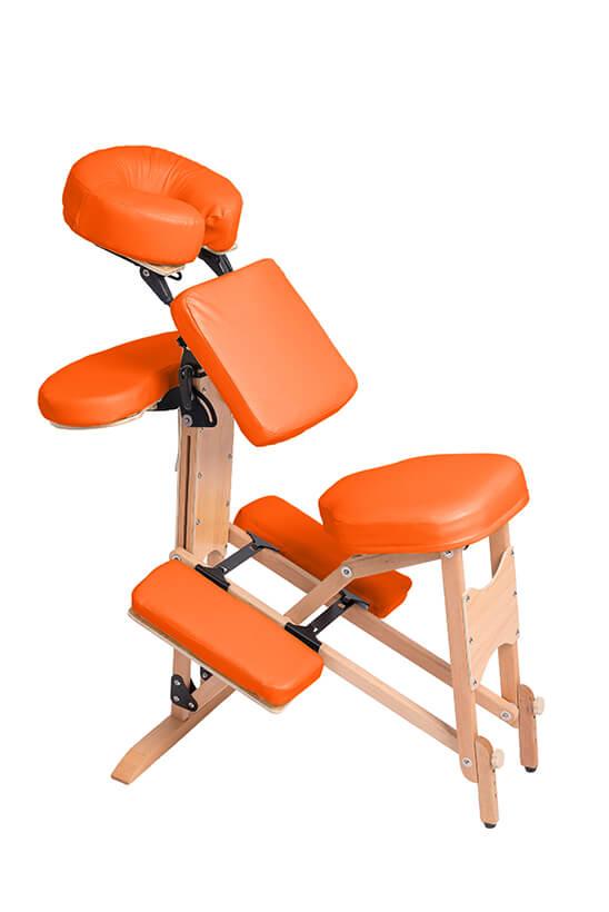 Lipt® SD-02 masszázsszék Narancssárga