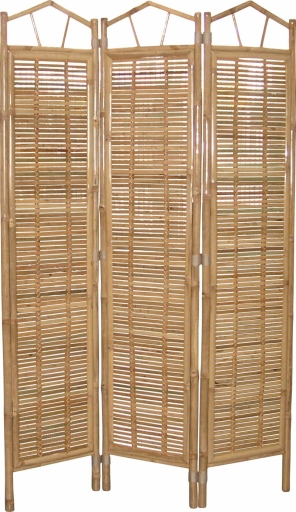 Bambusz paraván Axin natural