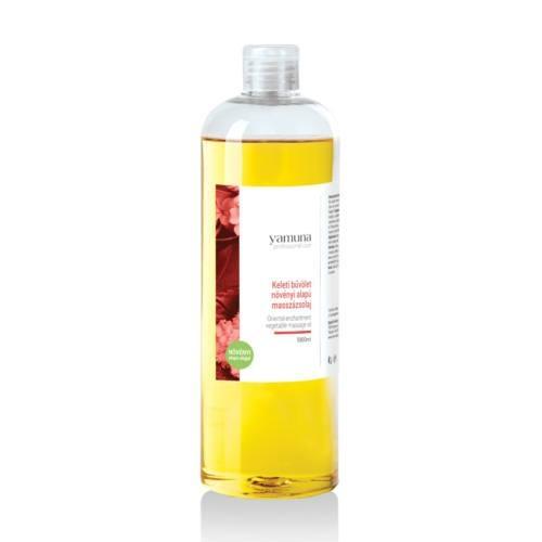 Orientálne očarujúci parafínový masážny olej 1000ml