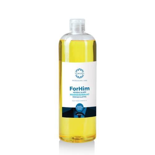 ForHim rastlinný masážny olej 1000ml