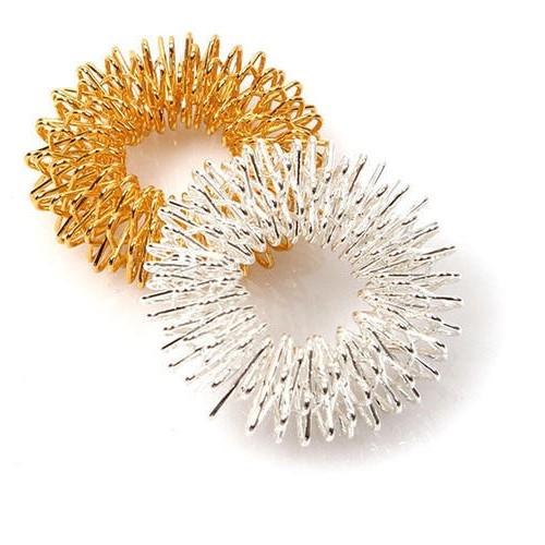 Akupresszúrás masszázsgyűrű