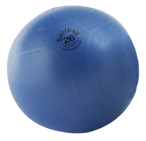 PEZZI SoffBall MAXAFE 26 cm Kék