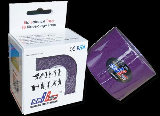 BB tape ICE – műselyem 5cm x 5m
