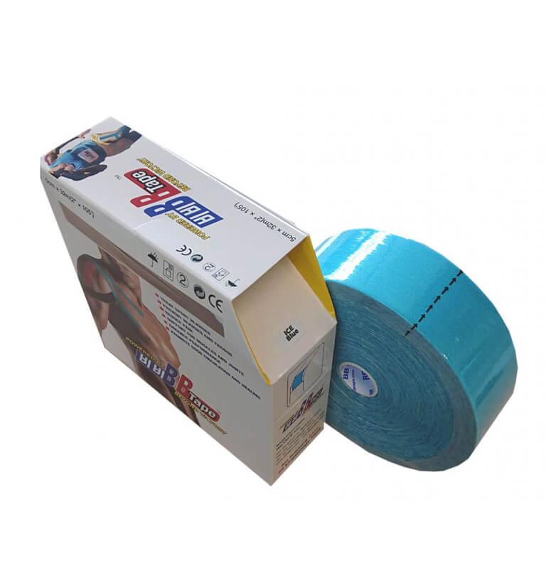 BB tape JUMBO 5cm x 32m kék