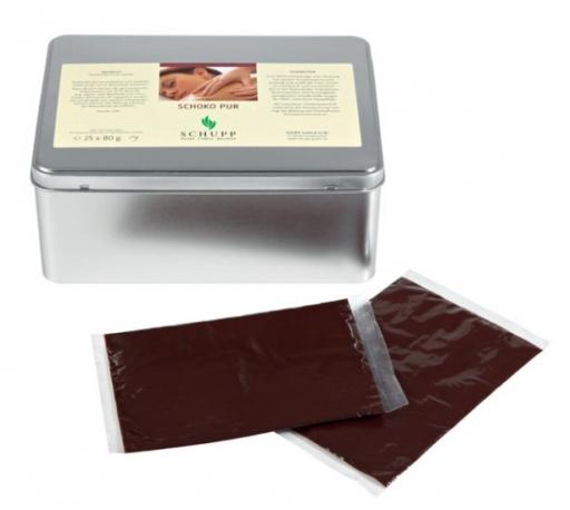 Tiszta csokoládé 25 x 80 g