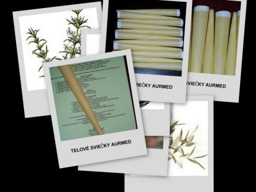 Eukaliptuszos testgyertya 5db