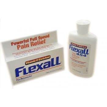 Flexall – fájdalomenyhítő zselé
