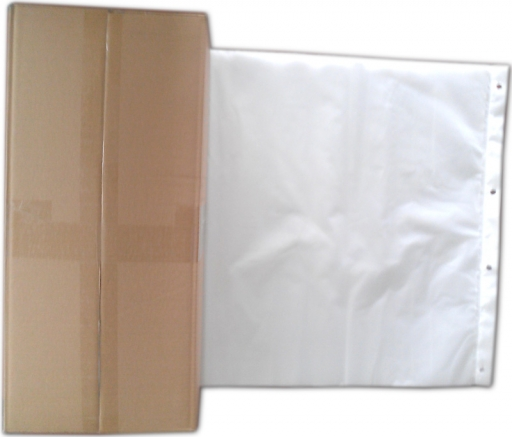 Fólia na fangoparafín - 55x85 cm, blok 1000 ks