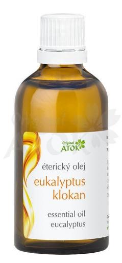 Éterický olej eukalyptus - klokan