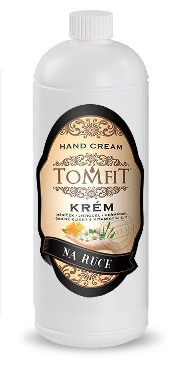 TOMFIT - krém na ruky 1l
