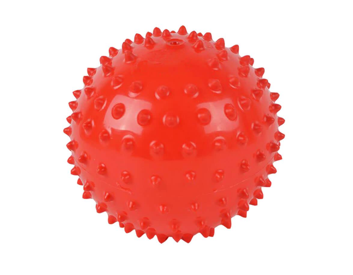 Masszázssün piros 9cm