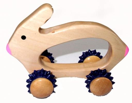 Masážny zajac