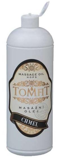 Masážny olej Chmeľ 1l