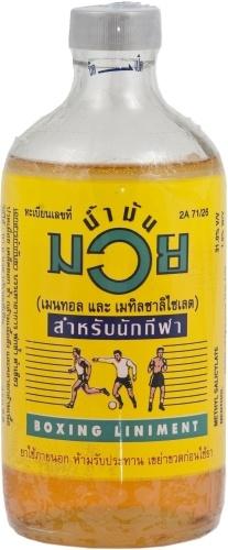 Masážny olej Namman Muay 450ml