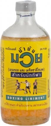 Namman Muay masszázsolaj 450 ml