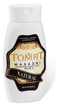 Natural masszázsolaj 250 ml