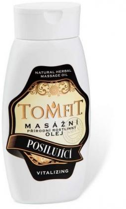 Masážny olej Posiľnujúci 250 ml