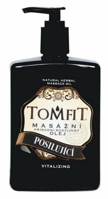 Masážny olej Posilňujúci 500 ml