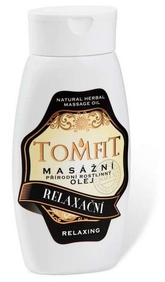 Masážny olej Relaxačný 250 ml