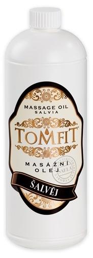 Masážny olej Šalvia 1l