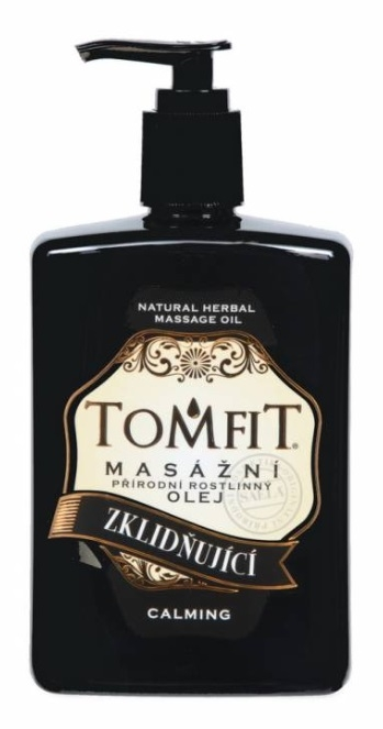 Masážny olej Ukľudnujúci 500 ml