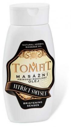 Masážny olej Zlepšujúci zmysly 250 ml