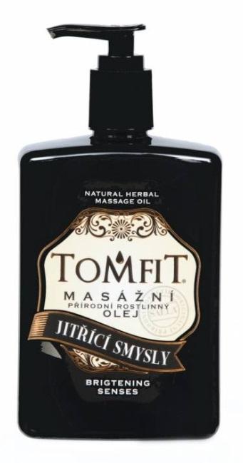 Masážny olej Zlepšujúci zmysly 500 ml