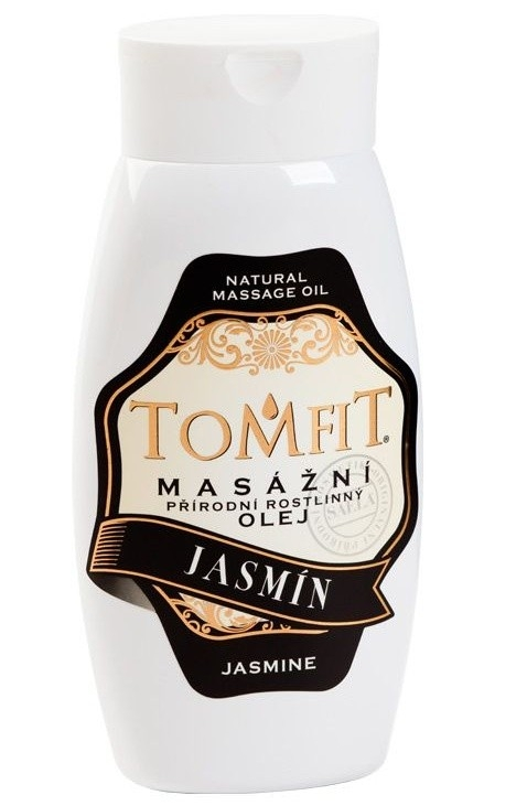 Masážny rastlinný olej Jazmínový 250 ml