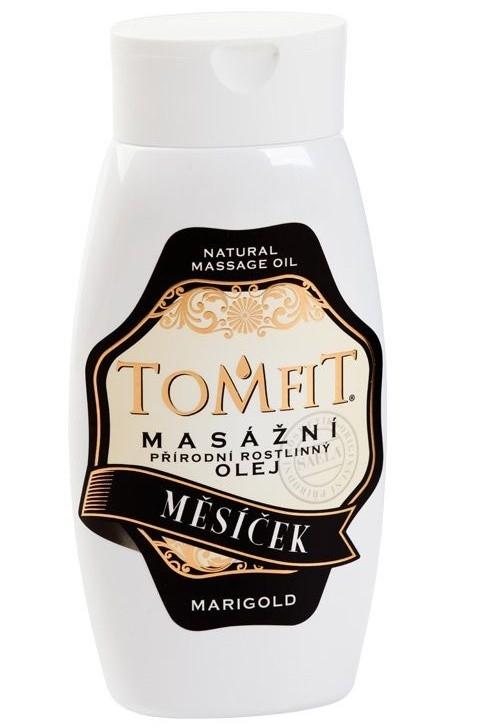 Masážny rastlinný olej Nechtíkový 250 ml