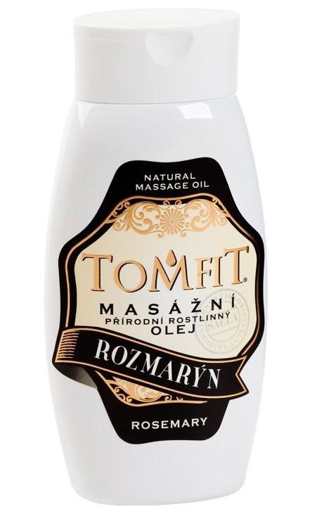 Masážny rastlinný olej Rozmarínový 250 ml