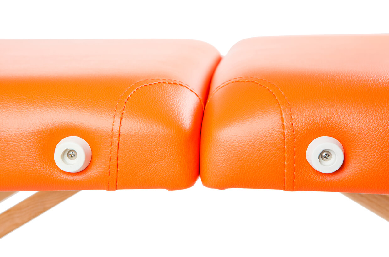 Masszázságy Lipt® D-05 Narancssárga