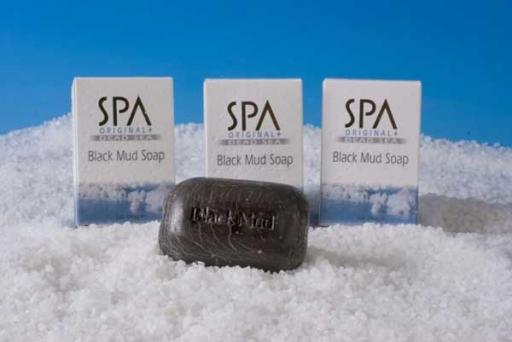 Minerálne mydlo z Mŕtveho mora, 100g