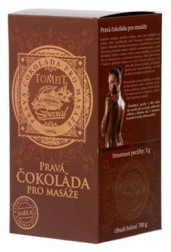 Pravá čokoláda pre masáže 700 g