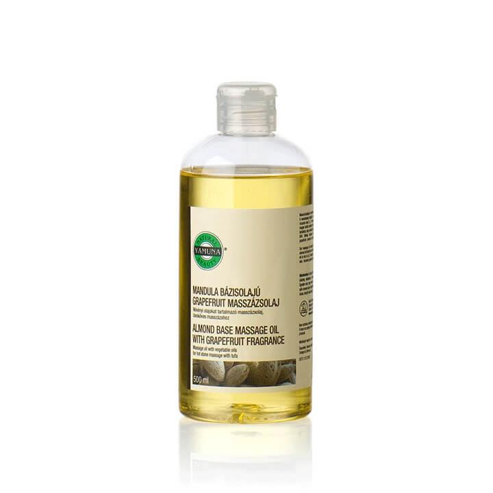 Mandľový masážny olej bez vône 500ml