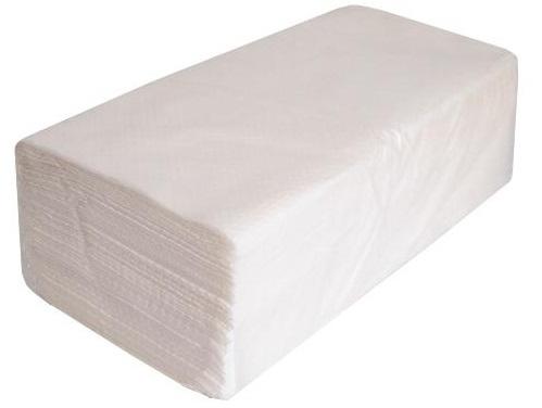 Z-Z papírtörlő/160 db- 2 rétegű, fehér