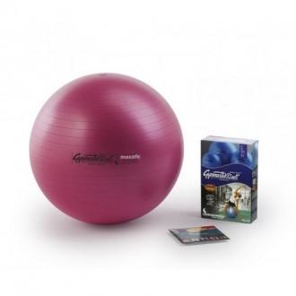 PEZZI GymBall MAX 65 cm Rózsaszín