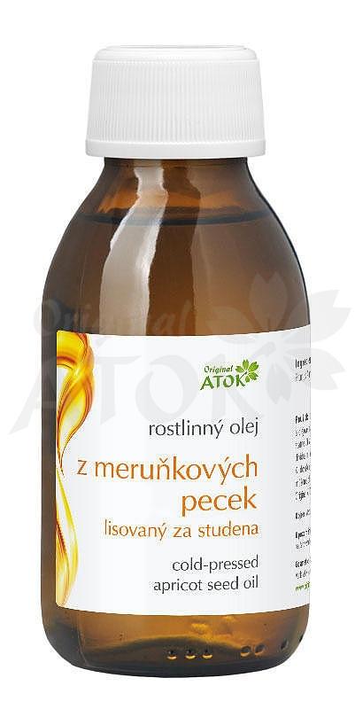 Rastlinný olej z marhuľových kôstok