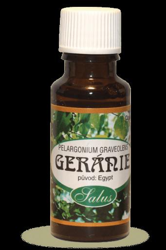 Éterický olej Geránium 10ml