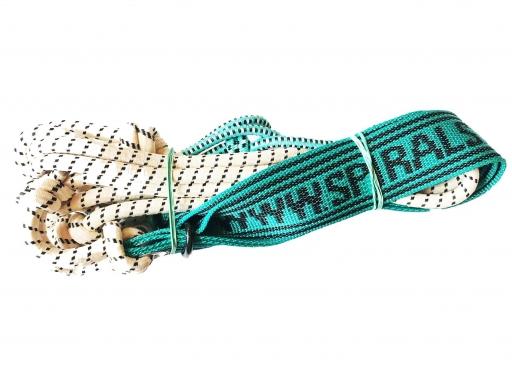 Športové elastické lano