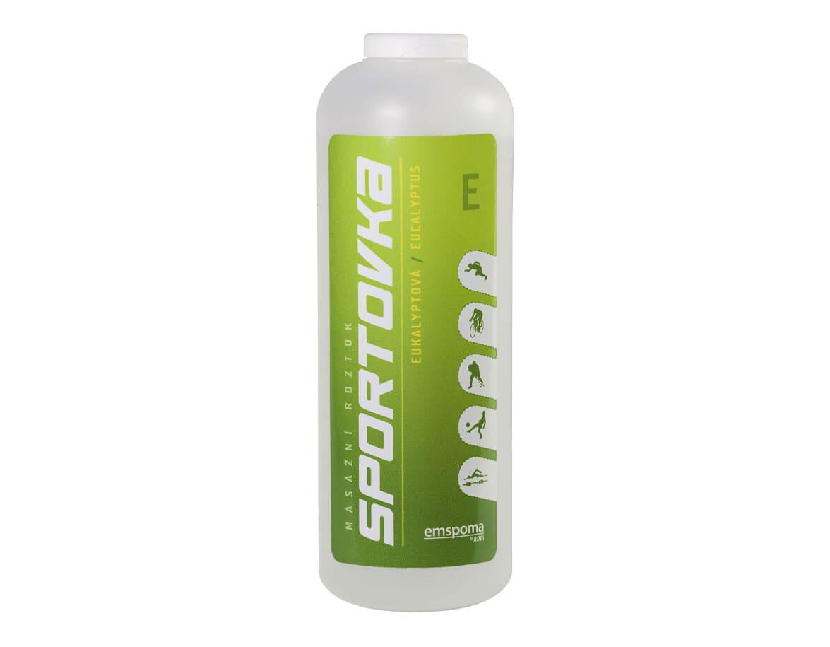 SPORTOVKA Eukaliptuszos 550 ml