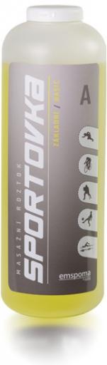 Sportovka sárga 550 ml