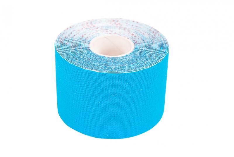 Kineziologický tape - bledomodrý